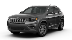 New 2019 Jeep Cherokee LATITUDE PLUS 4X4 Sport Utility for Sale near Durham, NH, at Poulin Chrysler Dodge Jeep Ram