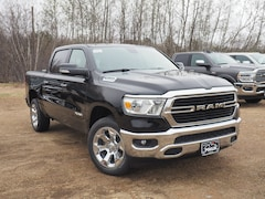 New 2019 Ram 1500 BIG HORN / LONE STAR CREW CAB 4X4 5'7 BOX Crew Cab R19084 for Sale in Rochester, NH, at Poulin Chrysler Dodge Jeep Ram
