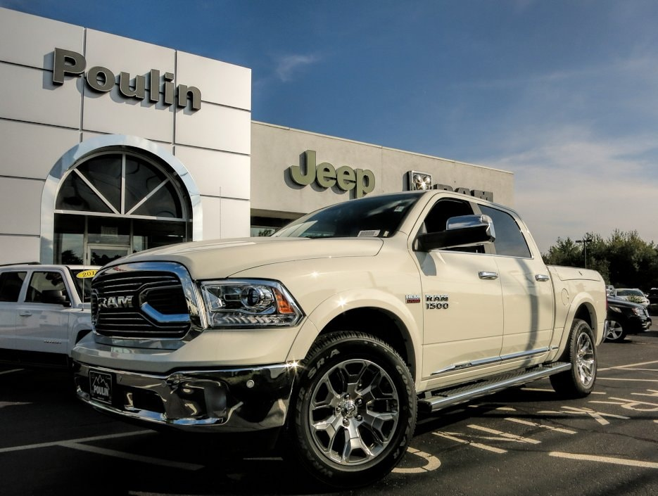 Poulin Chrysler Dodge Jeep Ram