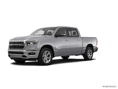 New 2019 Ram 1500 BIG HORN / LONE STAR CREW CAB 4X4 5'7 BOX Crew Cab R19041 for Sale in Rochester, NH, at Poulin Chrysler Dodge Jeep Ram