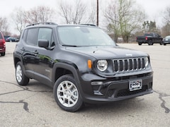 New 2019 Jeep Renegade SPORT 4X4 Sport Utility for Sale in Rochester, NH, at Poulin Chrysler Dodge Jeep Ram