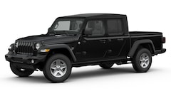 New 2020 Jeep Gladiator SPORT S 4X4 Crew Cab for Sale in Rochester, NH, at Poulin Chrysler Jeep Dodge Ram