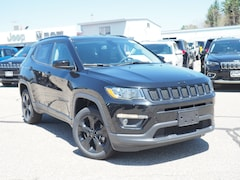 New 2019 Jeep Compass ALTITUDE 4X4 Sport Utility J19162 for Sale in Rochester NH at Poulin Chrysler Jeep Dodge Ram