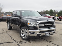 New 2019 Ram 1500 BIG HORN / LONE STAR CREW CAB 4X4 5'7 BOX Crew Cab R19083 for Sale in Rochester NH at Poulin Chrysler Jeep Dodge Ram
