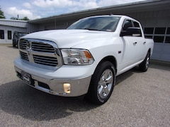Used 2016 Ram 1500 Big Horn Truck Crew Cab for Sale in Rochester, NH, at Poulin Chrysler Dodge Jeep Ram