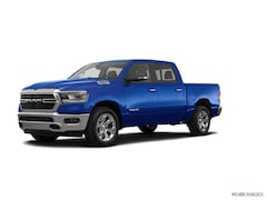 New 2019 Ram 1500 BIG HORN / LONE STAR CREW CAB 4X4 5'7 BOX Crew Cab R19025 for Sale in Rochester, NH, at Poulin Chrysler Dodge Jeep Ram