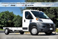 New  2018 Ram ProMaster 3500 CHASSIS CAB 159 WB / 104 CA Chassis for sale in Poway, CA