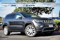 New Chrysler Dodge Jeep RAM for sale 2017 Jeep Grand Cherokee LIMITED 4X2 Sport Utility in Poway, CA