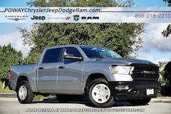 New  2019 Ram All-New 1500 TRADESMAN CREW CAB 4X4 5'7 BOX Crew Cab for sale in Poway, CA