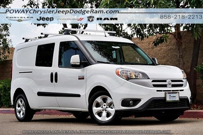 Dodge Promaster City >> New 2018 Ram Promaster City Wagon Slt For Sale Poway Ca Zfberfbb2j6j08795