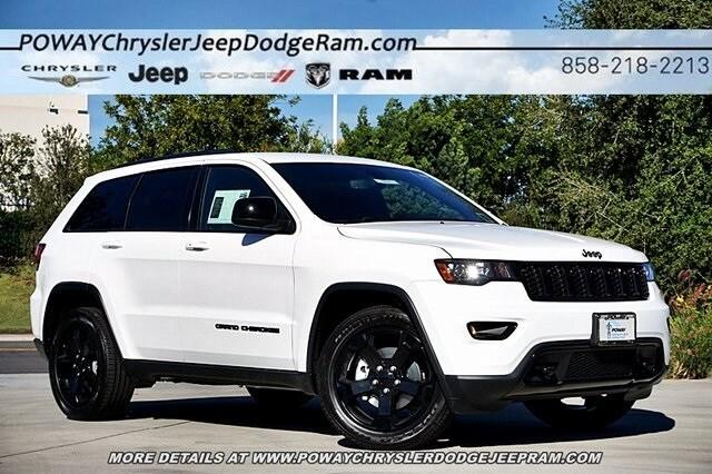 2019 Jeep Grand Cherokee Laredo Certified SUV