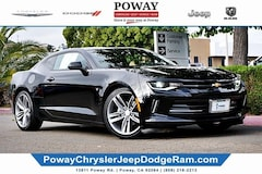 Used Vehicles for sale in 2016 Chevrolet Camaro 1LT Coupe in Poway, CA