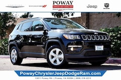 New 2019 Jeep Compass LATITUDE FWD Sport Utility for Sale in Poway, CA