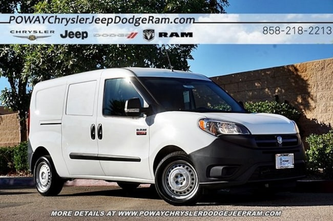 New 2018 Ram ProMaster City TRADESMAN CARGO VAN For Sale | Poway CA  ZFBERFAB5J6L28689