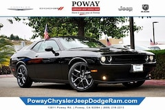 New  2019 Dodge Challenger SXT Coupe for sale in Poway, CA