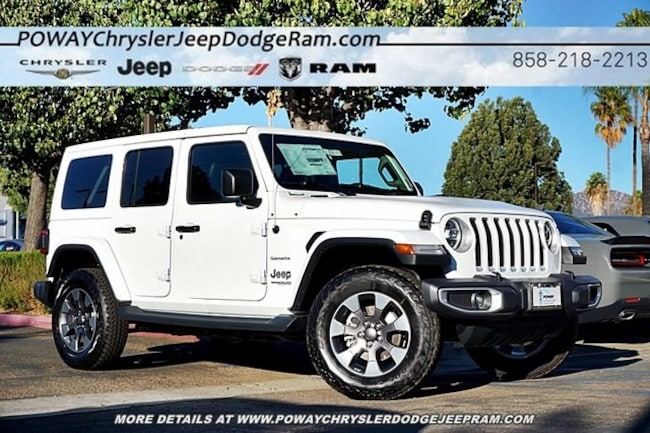 Jeep Wrangler Dealers >> New 2018 Jeep Wrangler Unlimited Sahara 4x4 For Sale Poway Ca 1c4hjxen3jw182126