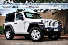 New  2018 Jeep Wrangler SPORT S 4X4 Sport Utility for sale in Poway, CA