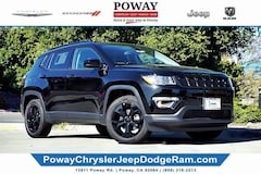 New  2019 Jeep Compass ALTITUDE FWD Sport Utility for sale in Poway, CA