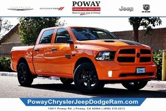 New  2019 Ram 1500 Classic EXPRESS CREW CAB 4X2 5'7 BOX Crew Cab for sale in Poway, CA