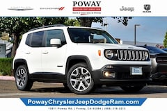 New  2018 Jeep Renegade LATITUDE FWD Sport Utility for sale in Poway, CA