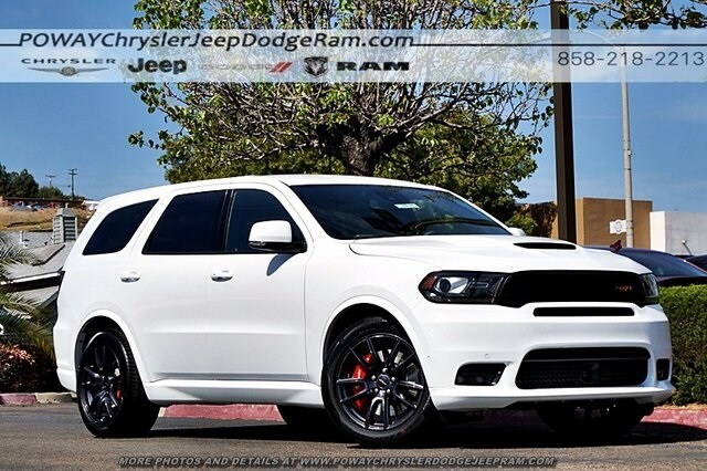 2018 Dodge Durango >> New 2018 Dodge Durango For Sale At Poway Chrysler Jeep Dodge Ram Vin 1c4sdjgj1jc341490
