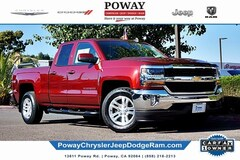 Used Vehicles for sale in 2017 Chevrolet Silverado 1500 LT w/1LT Truck Double Cab in Poway, CA