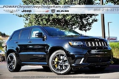 New  2018 Jeep Grand Cherokee TRACKHAWK 4X4 Sport Utility for sale in Poway, CA