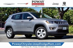 New  2020 Jeep Compass LATITUDE FWD Sport Utility for sale in Poway, CA