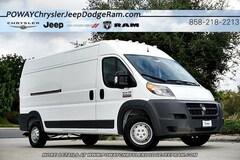New  2018 Ram ProMaster 2500 CARGO VAN HIGH ROOF 159 WB Cargo Van for sale in Poway, CA