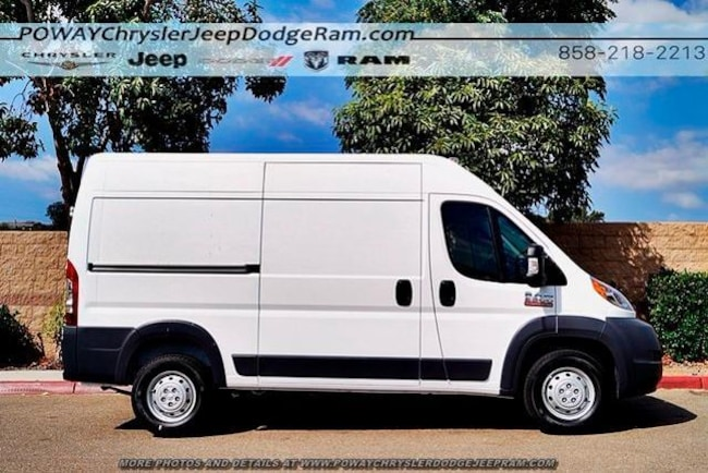 e68492a29c49b9 ... new 2018 Ram ProMaster 2500 CARGO VAN HIGH ROOF 136 WB Cargo Van for  sale in ...