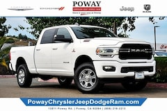 New  2019 Ram 2500 BIG HORN CREW CAB 4X4 6'4 BOX Crew Cab for sale in Poway, CA