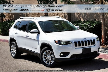 New 2019 Jeep Cherokee LATITUDE FWD For Sale | Poway CA 1C4PJLCX7KD123490