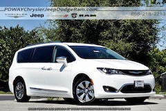 New  2018 Chrysler Pacifica Hybrid LIMITED Passenger Van for sale in Poway, CA