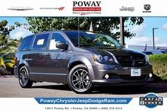 Certified Used Vehicles 2019 Dodge Grand Caravan SXT Van Passenger Van For Sale in Poway, CA