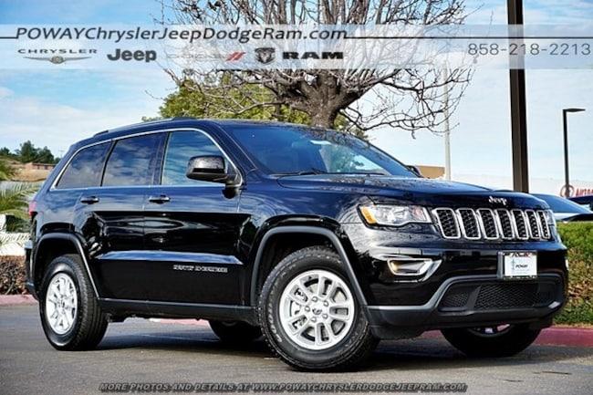 Jeep Cherokee Sport For Sale >> New 2018 Jeep Grand Cherokee Laredo E 4x2 For Sale Poway