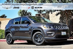 New  2019 Jeep Compass SPORT FWD Sport Utility for sale in Poway, CA