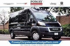 New  2019 Ram ProMaster 2500 CARGO VAN HIGH ROOF 159 WB Cargo Van for sale in Poway, CA