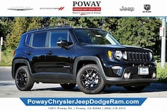 New  2020 Jeep Renegade ALTITUDE FWD Sport Utility for sale in Poway, CA