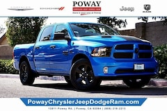 New  2019 Ram 1500 Classic EXPRESS CREW CAB 4X4 5'7 BOX Crew Cab for sale in Poway, CA