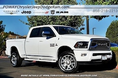 New  2018 Ram 2500 LIMITED CREW CAB 4X4 6'4 BOX Crew Cab for sale in Poway, CA