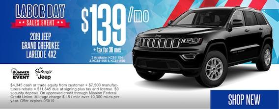 New Vehicle Specials | Poway Chrysler Jeep Dodge Ram