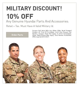 Military Discount!