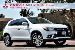 2018 Mitsubishi Outlander Sport SE CUV