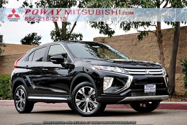 new 2018 mitsubishi eclipse cross for sale | poway ca