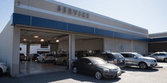 Acura Near Me >> Acura Service Near Me Acura Service Center In Torrance Ca