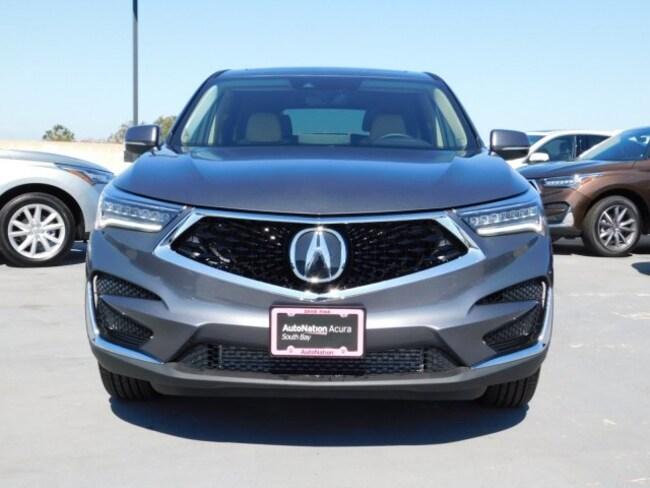 New 2019 Acura Rdx For Sale Torrance Ca Kl006925