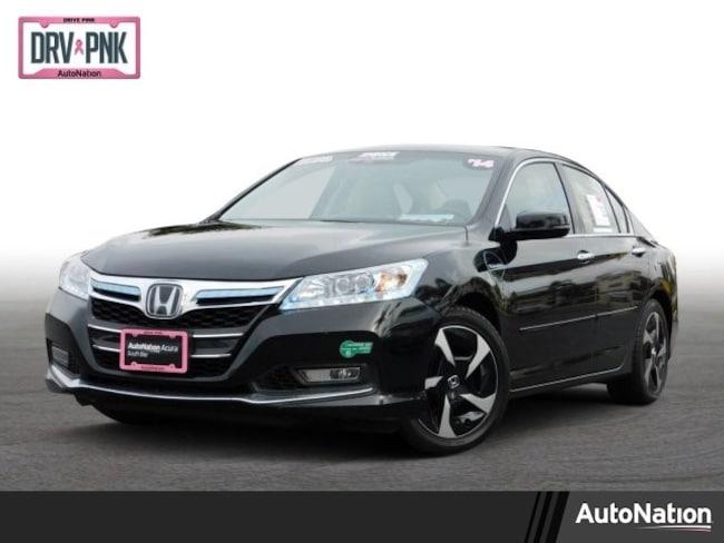 2014 Honda Accord Plug-In Hybrid Sedan