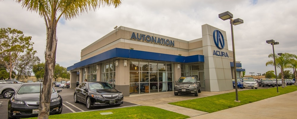 AutoNation Acura South Bay Acura Dealership Near Torrance - Park ave acura parts