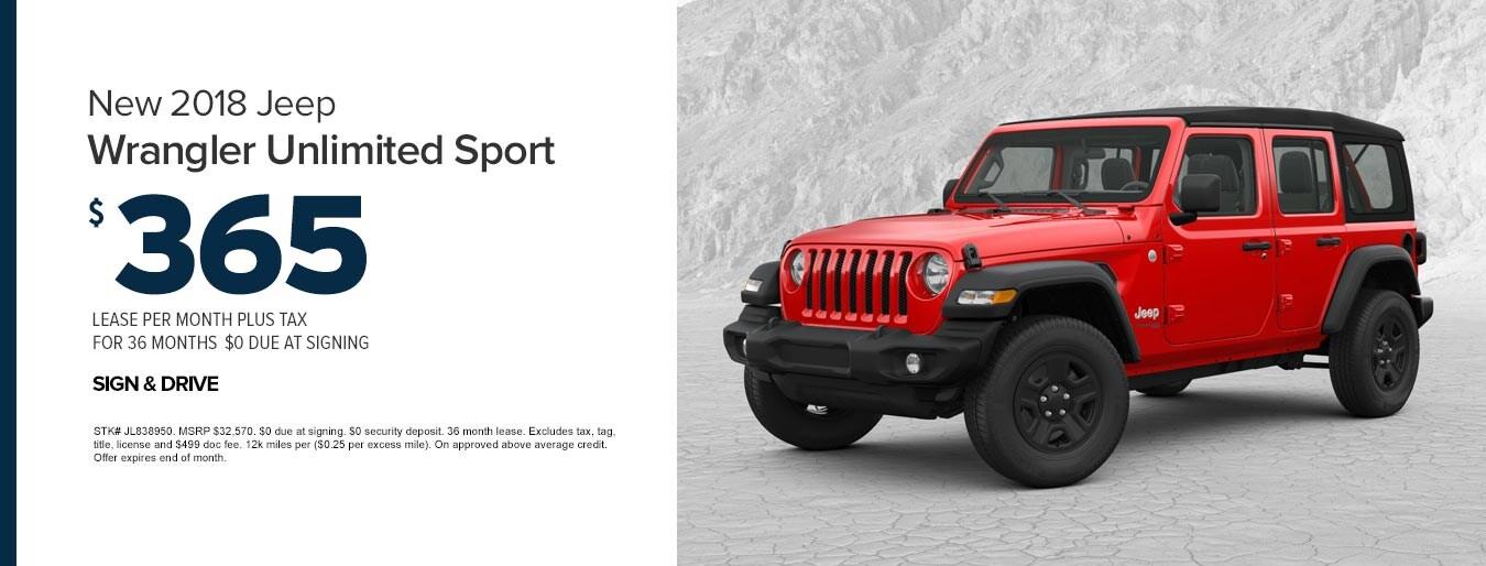 Autonation North Phoenix >> Chrysler Dodge Jeep RAM & FIAT Dealer Near Me North ...