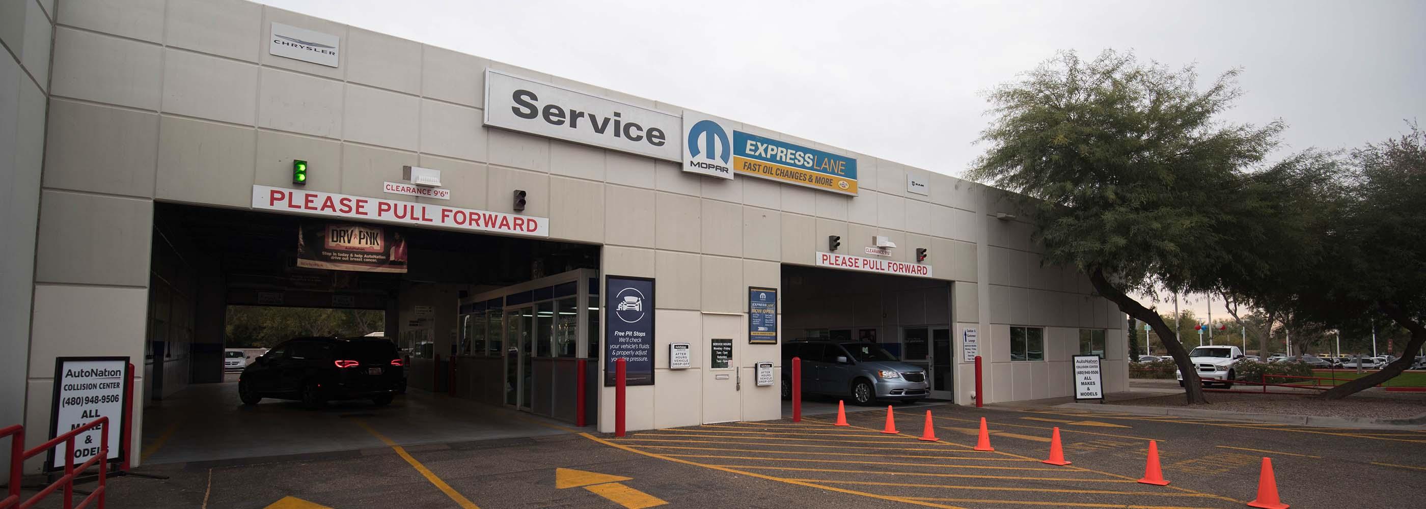 Autonation North Phoenix >> Chrysler Dodge Jeep Ram And Fiat Dealership Serving